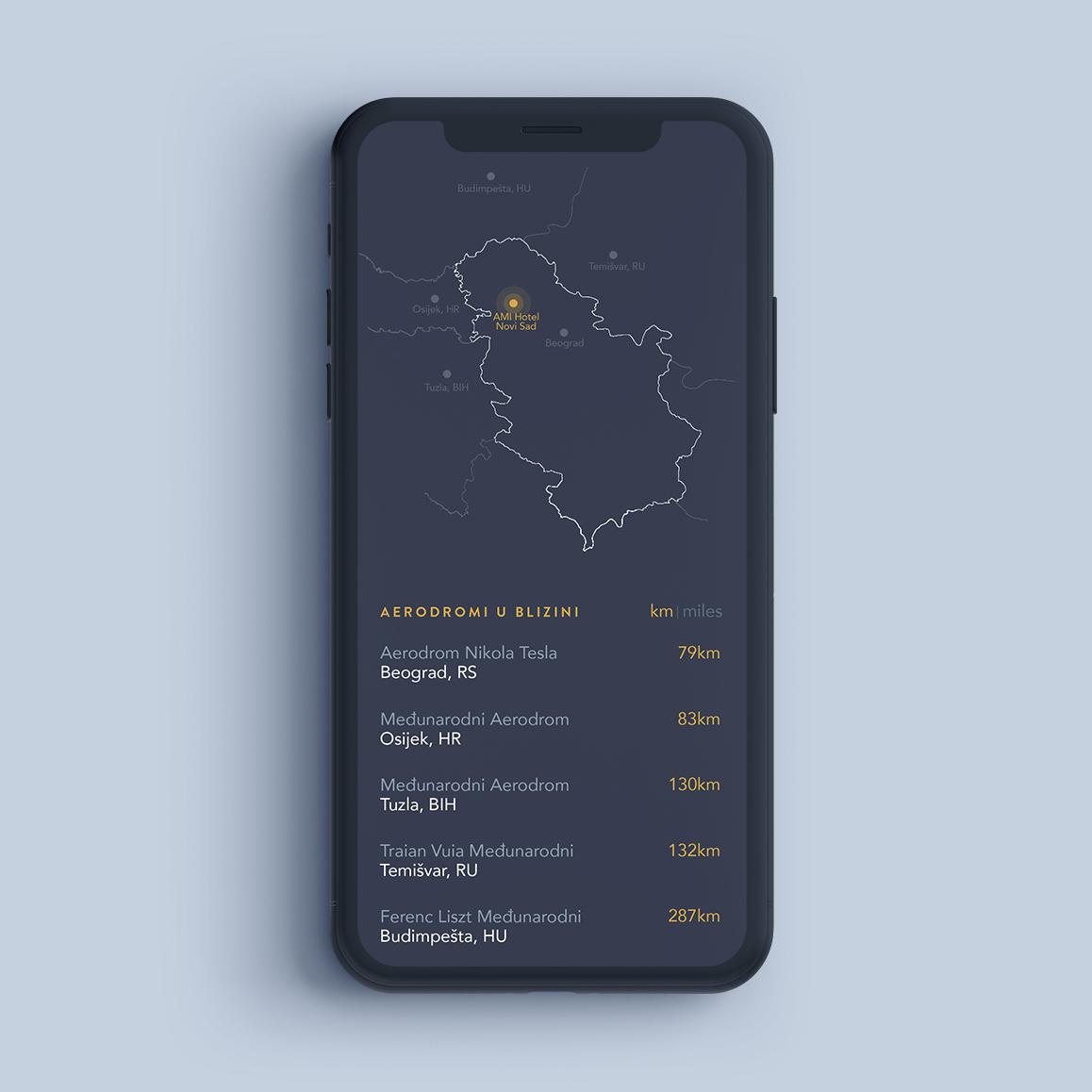 responsive location